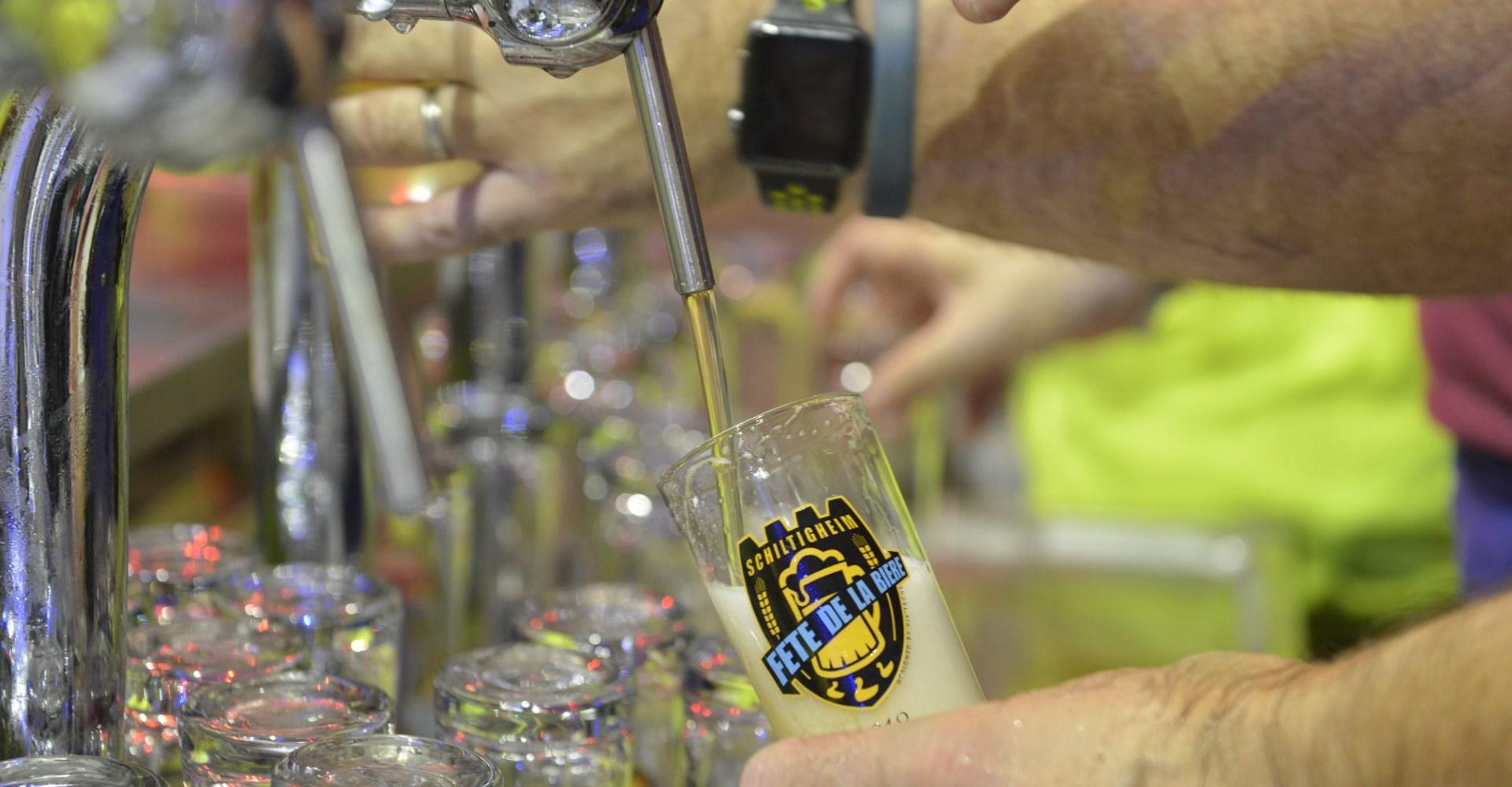 39ième édition de la Fête de la bière à Schiltigheim